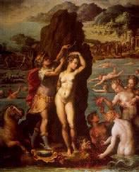 1570, Giorgo Vasari